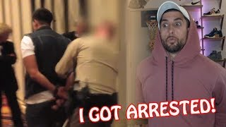 Why I Got Arrested