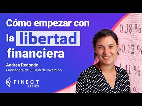 Libertad financiera: ¿cómo empezar? 2x36 podcast Finect Talks con Andrea Redondo
