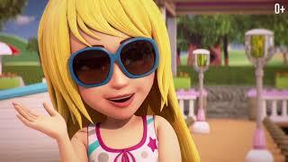 В гости к дельфинам - видео для детей - LEGO Friends – Cезон 1, Эпизод 13