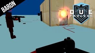 Due Process Tactical Shooter Gameplay - Breach and Enter!