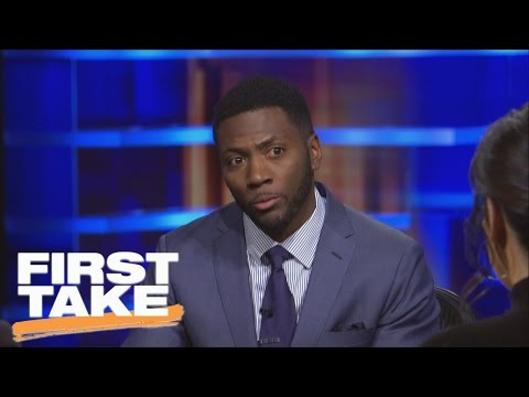 Ryan Clark Thinks Darrelle Revis Would Be An Asset To The Steelers | First Take | March 16, 2017