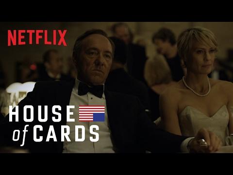 House of Cards Trailer | Lift The Veil [HD] | Netflix