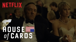 House of Cards Trailer - Lift The Veil - Netflix [HD]