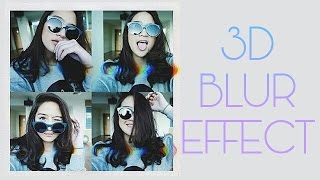 Cara Edit 3D Effect (Camly)