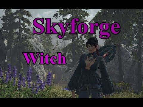 Skyforge -The Witch