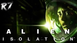 Alien Isolation PC Playthrough - MAX SETTINGS [1080p 60FPS]