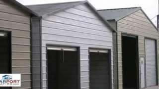 Carports - 18' Vs 20' And Larger Steel Carport And Garage By Carport Empire