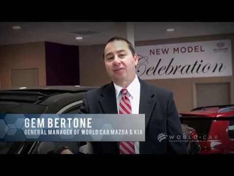Gem Bertone, General Manager, World Car Kia San Antonio