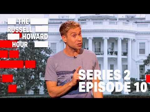 The Russell Howard Hour - Series 2 Episode 10