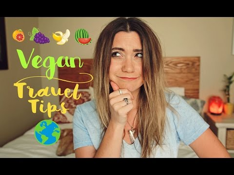VEGAN TRAVEL TIPS (+ Food Intolerances & Allergies )