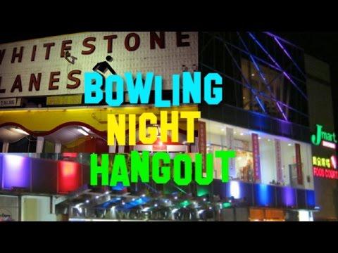 Bowling Night Hangout