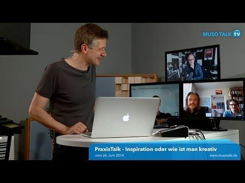 PraxisTalk: Inspiration - wo kommen die Idee her? - YouTube
