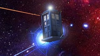 TARDIS Time Vortex VR Game | Doctor Who