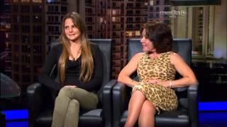 Cecilia Alegria (La Doctora Amor) con Jaime Bayly parte 1