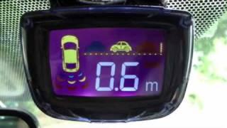 Human voice parking sensor