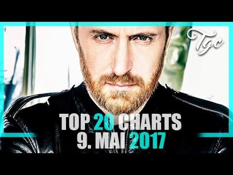TOP 20 SINGLE CHARTS - 9. MAI 2017