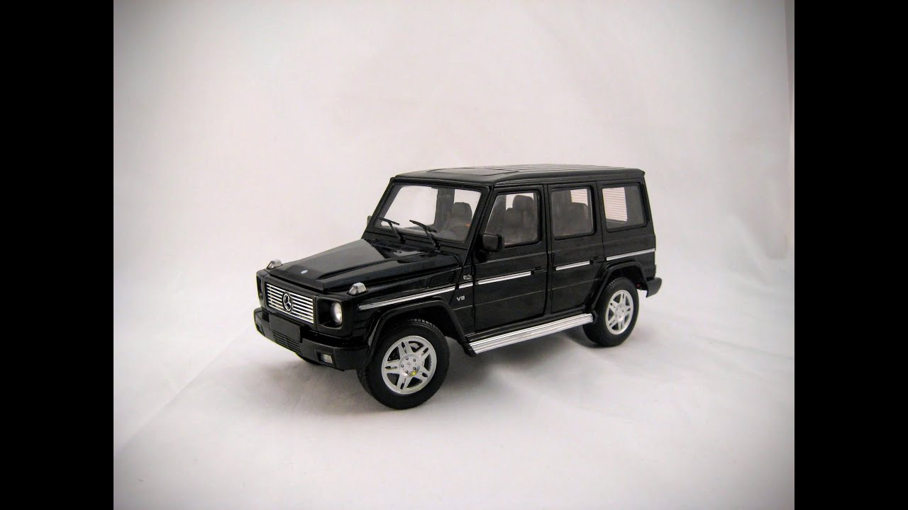 Mercedes benz g500 by hot wheels a review youtube for Mercedes benz g500 review