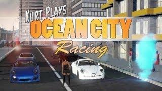 "Ocean City Racing - The ""Heavily Armed"" of Racing Games"