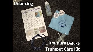 Ultra Pure Deluxe Care Kit: Unboxing/Unbagging