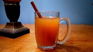 Wild Edibles- Homemade Wild Apple Cider- Easy To Make!