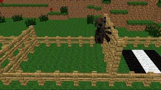 Monster School: Running (Minecraft Animation)