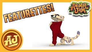 Animals in Action! | Featurettes Compilation | Animal Jam