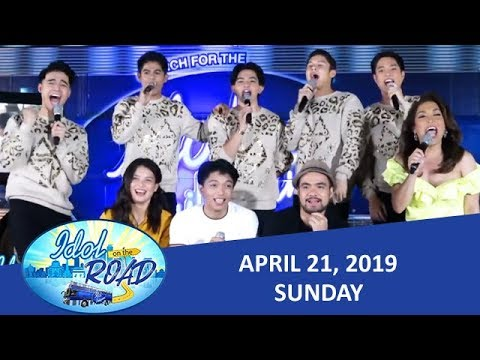 Idol On The Road | April 21, 2019
