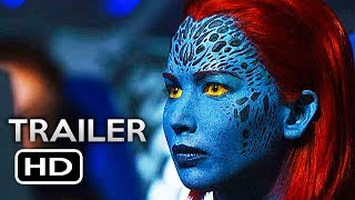 X-MEN: DARK PHOENIX Official Trailer (2019) Jennifer Lawrence, Evan Peters Movie HD