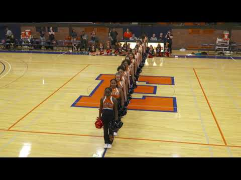 Evanston Township High School Dance Team