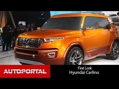 Hyundai Carlino Concept Auto Expo 2016 - AutoPortal