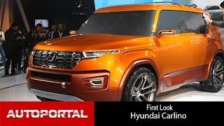 Hyundai Carlino Concept Auto Expo 2016 AutoPortal
