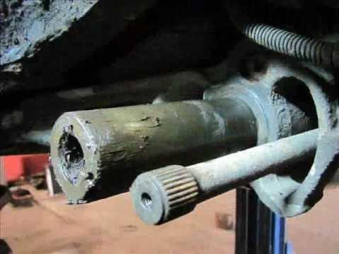 Ремонт задней балки Peugeot