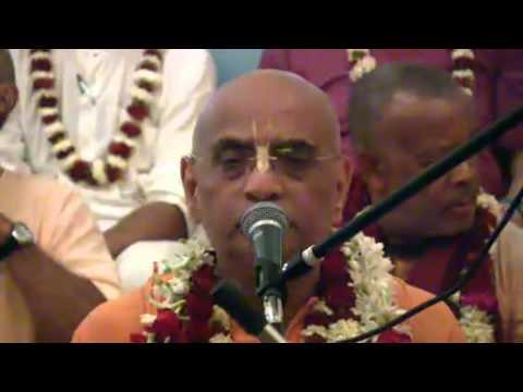 Mayapur Kirtan Mela 2015 Day 4 - By Bhakti Charu Swami | Chanting of Mahamantra