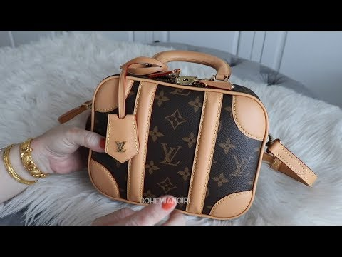 LOUIS VUITTON MINI LUGGAGE BB FIRST IMPRESSION & WHAT FITS