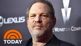 Harvey Weinstein Gets Slammed By Jennifer Lawrence And Other Stars | TODAY - TODAY
