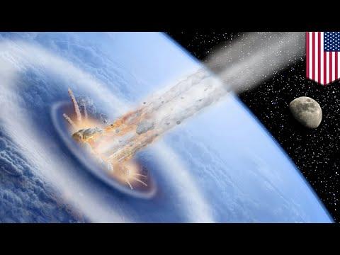 Komet besar memicu zaman es kecil di bumi 13.000 tahun lalu - TomoNews