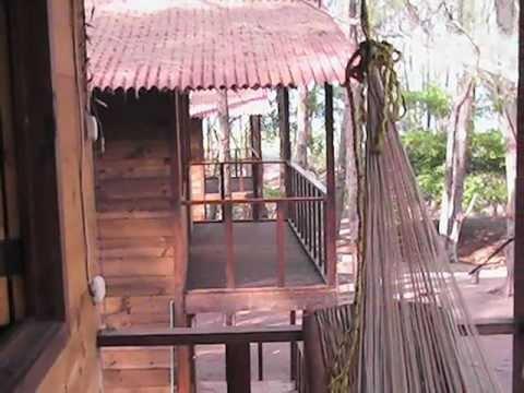 Caba as los pinos del mar youtube - Cabanas de madera los pinos ...