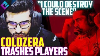 CSGO | Coldzera Says He Could Destroy the Entire Scene If He Wanted... Stickers Taken Back
