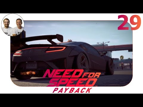 NFS Payback Let's Play - SOLAR SPRINT - Gameplay Deutsch - Need for Speed Payback - #29