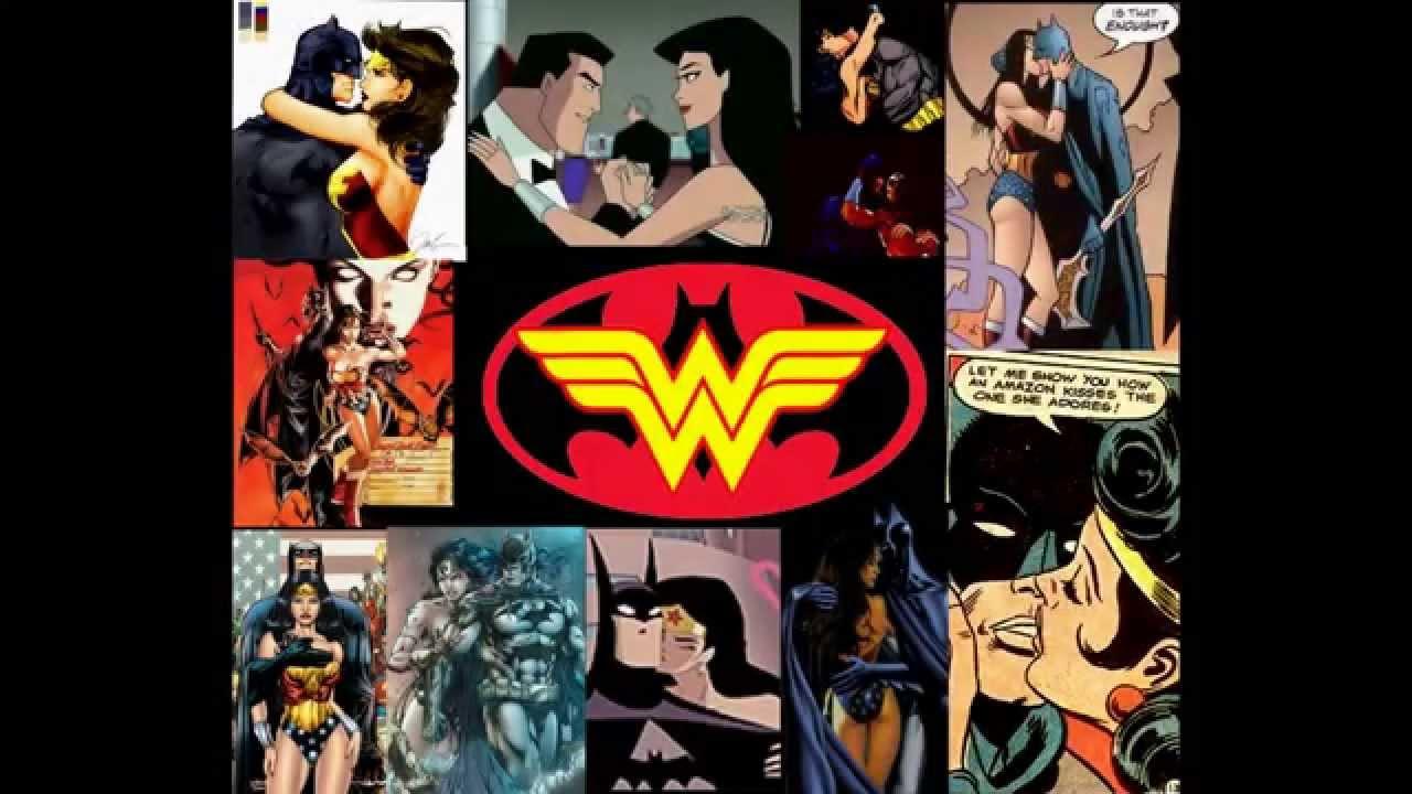 Batman Wonder Woman Romance - Steadlaneclub-4688