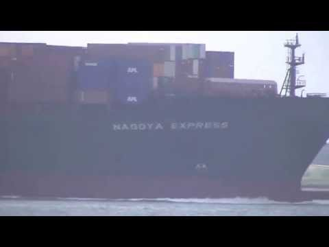 Container Ship, Nagoya Express