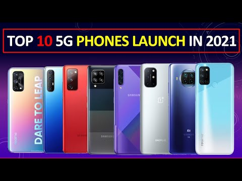 Top 10 Best 5G Mobile Phones to Buy in 2021 | 5G Phones Under 15000 in 2021