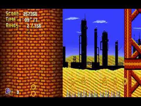 Sonic Classic Fan Game