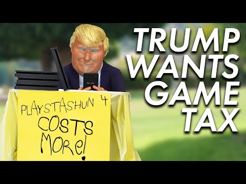 Trump Wants 25% Gaming Tax - Inside Gaming Roundup