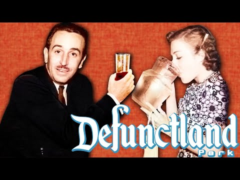 Defunctland: The Craziest Party Walt Disney Ever Threw