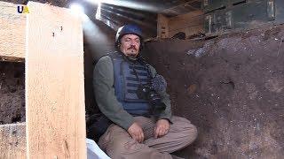 Война в кадре и за кадром: история журналиста, который фиксирует на фото и видео события на Донбассе