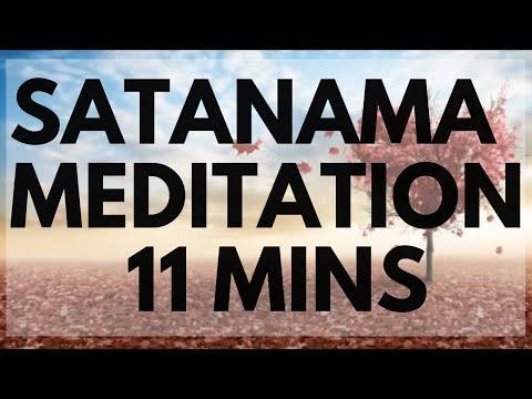 Satanama Meditation 11 min