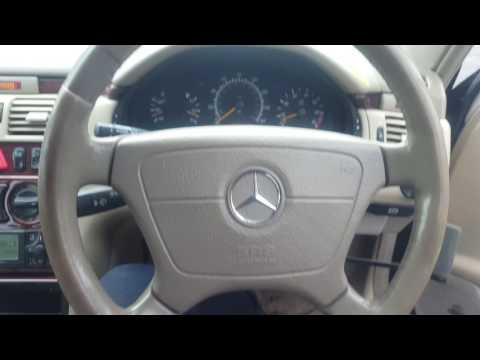 Контрактный двигатель Mercedes (Мерседес) 3.2 112.941   Где купить?   Тест мотора