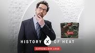 9fc6e264a0e9d9 StockX History of Heat  Supreme Box Logo - Duration  100 seconds.