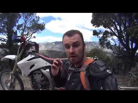 Yamaha YZ250F Carburetor Idle adjust at 9000 Feet